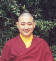 S.E. Namrol Rinpoche in Aachen