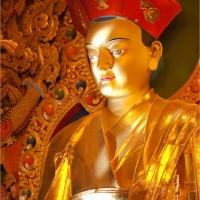 Jigten-Sumgon-Statue-Rinchen-Ling
