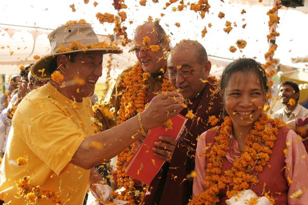 Buddhistische Feste und Feiertage | Drikung Kagyü
