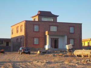 Hauptgebäude des Klosters