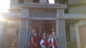 Pilgerreise Compassion School