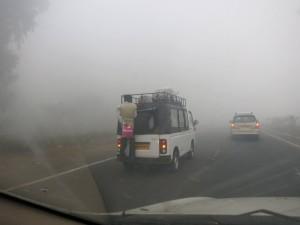Pilgerreise Nebel