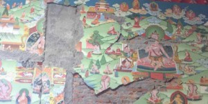 Nepal_Wandmalereien