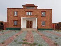 Mongolei Vorplatz