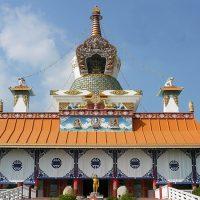 Lotus Stupa1
