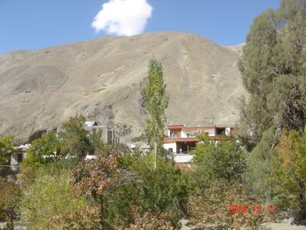 Umgebung des Klosters