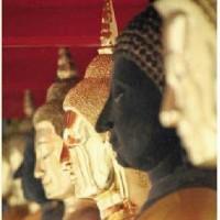 Buddha-Gesichter