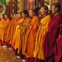 Tibetische Nonnen