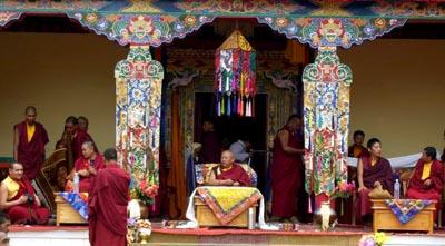 S.H. Drikung Kyabgon Chetsang Rinpoche