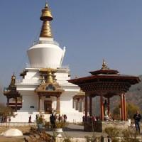 bhutan_stupa
