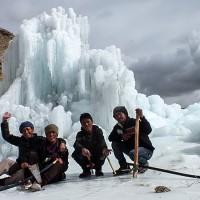 ice-stupa