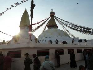 Pilgerreise Stupa