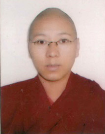Tenzin Wangmo