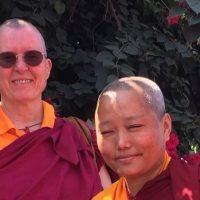 Khenmo Drolma and Ani Yeshe