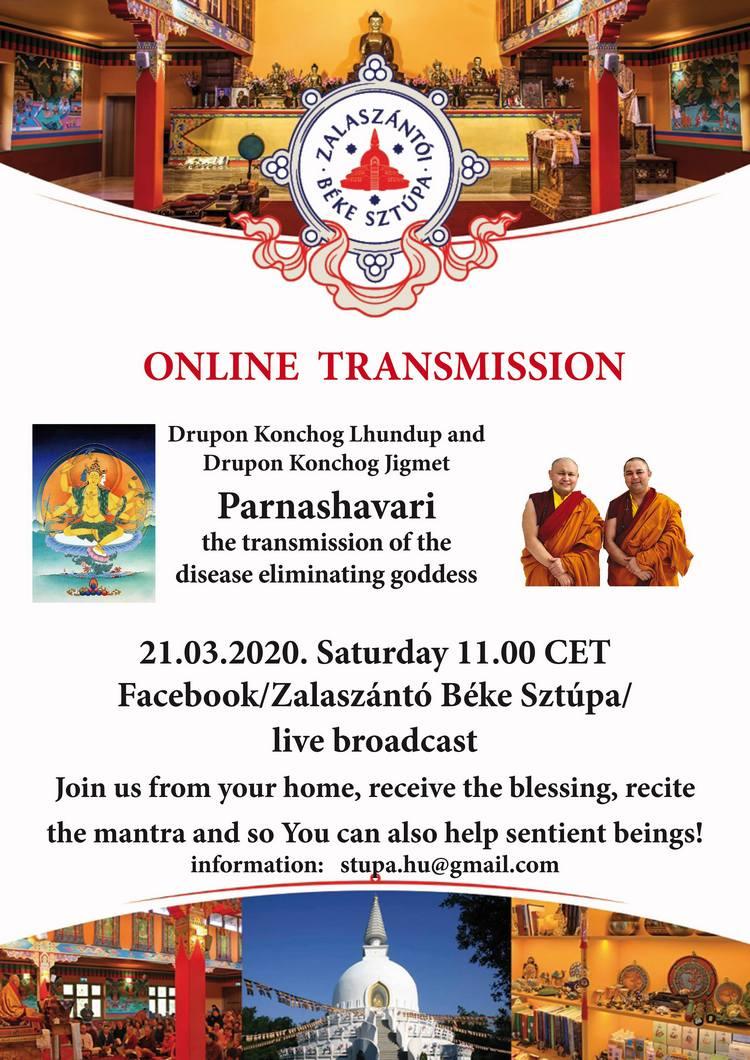 Parnashavari transmission