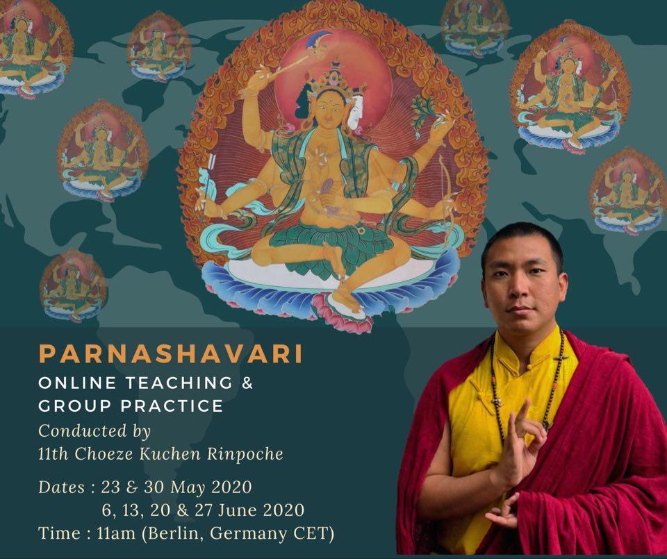 Choeze Kuchen Rinpoche Parnashavari_3