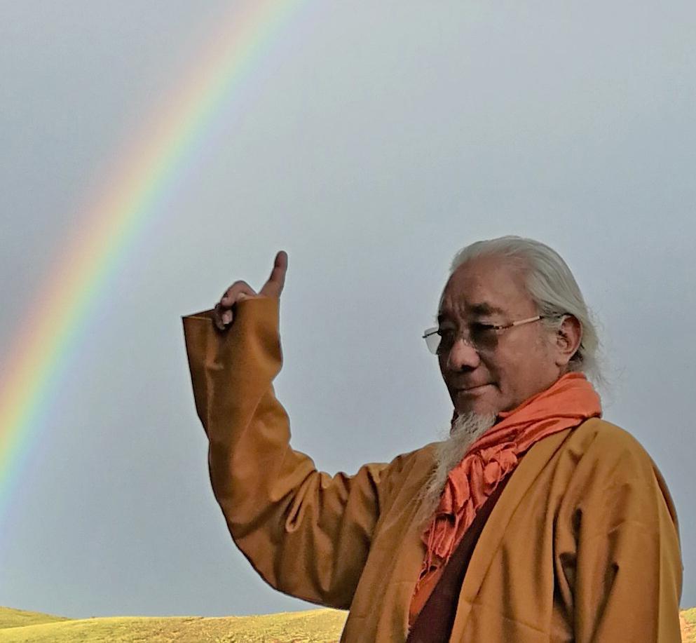 Parnashavari-Unterweisungen und Praxis mit Lho Ontul Rinpoche am Samstag, 2. Mai um 16:30 Uhr