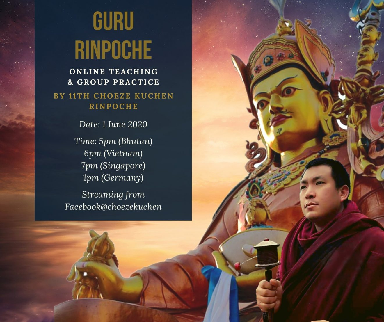 Kuchen_GuruRinpoche