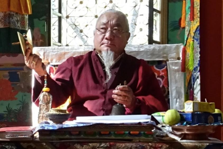 Ganachakra und Feuer-Puja mit Drikung Lho Ontul Rinpoche