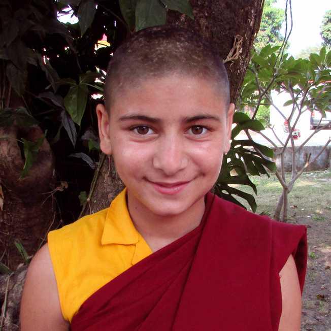 Spendenaktion für die kranke Nonne Sonam Chodrol